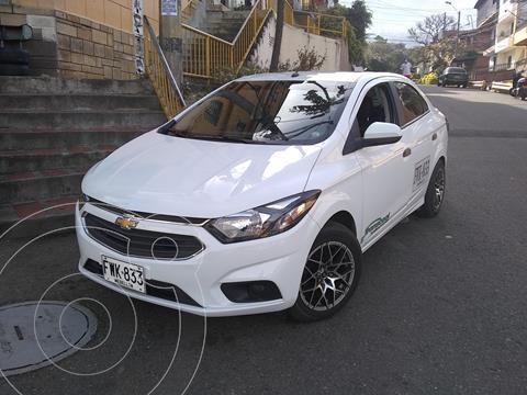 Chevrolet Onix Sedan 1.4 LTZ usado (2020) color Blanco precio $48.000.000