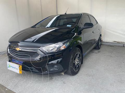 Chevrolet Onix Sedan 1.4 LT usado (2019) color Negro precio $38.990.000