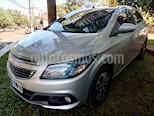 Foto venta Auto usado Chevrolet Onix - (2014) color Gris precio $300.000