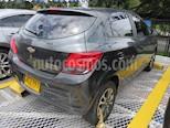 Foto venta Carro usado Chevrolet Onix 1.4 LTZ Aut (2010) color Gris precio $36.900.000