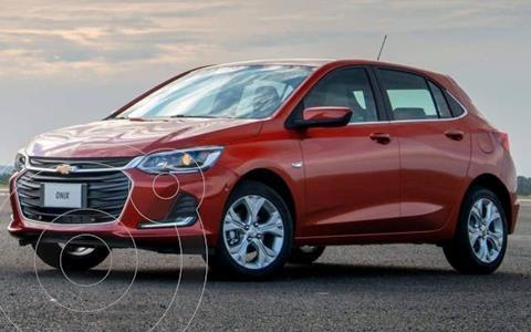 Chevrolet Onix 1.2 nuevo color Rojo financiado en cuotas(anticipo $60.000)