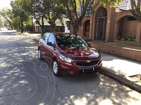 Chevrolet Onix LT usado (2017) color Rojo precio $1.470.000
