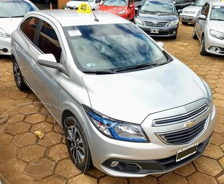 Chevrolet Onix LTZ usado (2014) color Gris precio $995.000
