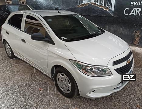 Chevrolet Onix LS Joy + usado (2018) color Blanco precio $1.250.000
