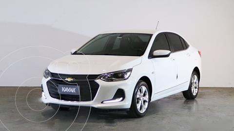 Chevrolet Onix 1.0T Premier I usado (2020) color Blanco Summit precio $2.320.000