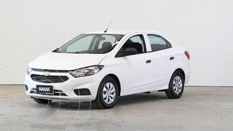 Chevrolet Onix 1.2 LS usado (2020) color Blanco precio $1.650.000
