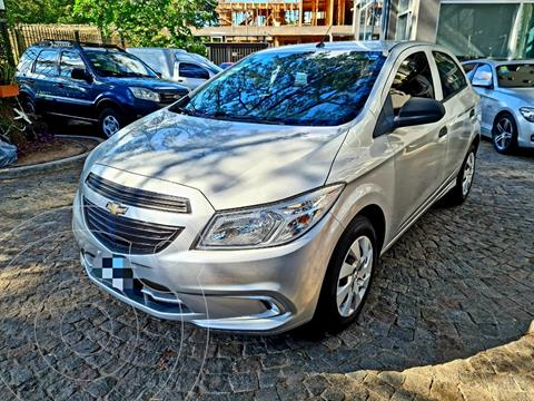 Chevrolet Onix LT usado (2013) color Gris financiado en cuotas(anticipo $600.000)