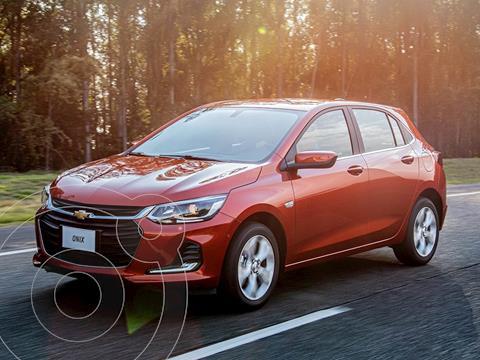 Chevrolet Onix 1.0 LTZ nuevo color Rojo financiado en cuotas(anticipo $80.700 cuotas desde $21.498)