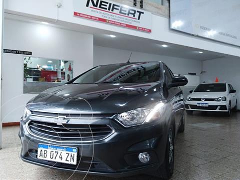 Chevrolet Onix LTZ usado (2017) color Negro precio $1.300.000