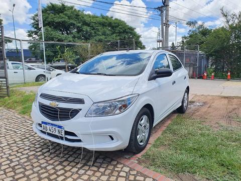 Chevrolet Onix LS Joy + usado (2017) color Blanco precio $970.000