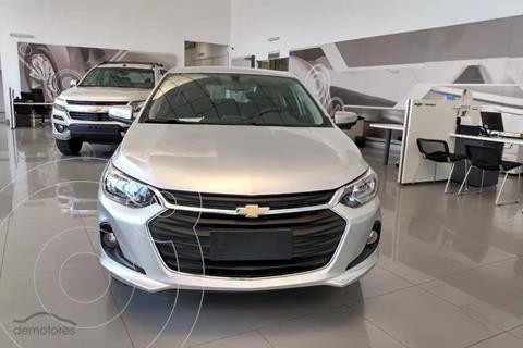 Chevrolet Onix 1.2 nuevo color Negro financiado en cuotas(anticipo $80.700 cuotas desde $21.498)
