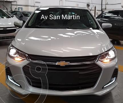 Chevrolet Onix 1.0 LTZ Aut nuevo color Plata Switchblade precio $2.659.900