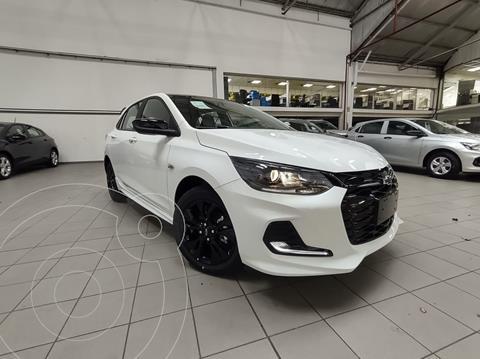 Chevrolet Onix 1.0T RS nuevo color Blanco Summit precio $2.551.500