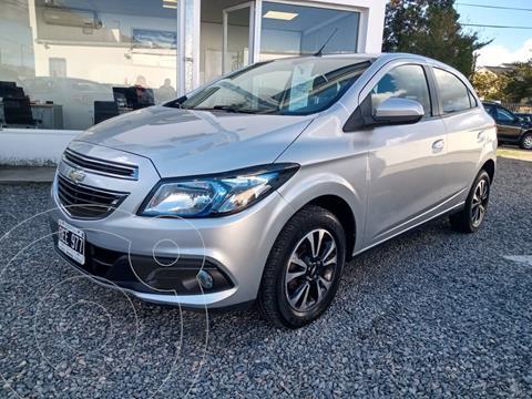 Chevrolet Onix LTZ usado (2014) color Plata precio $1.017.000