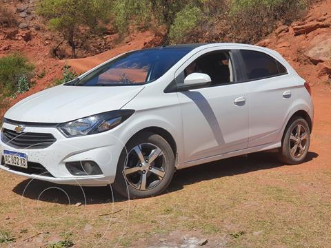 Chevrolet Onix LTZ Aut usado (2017) color Blanco precio $1.600.000