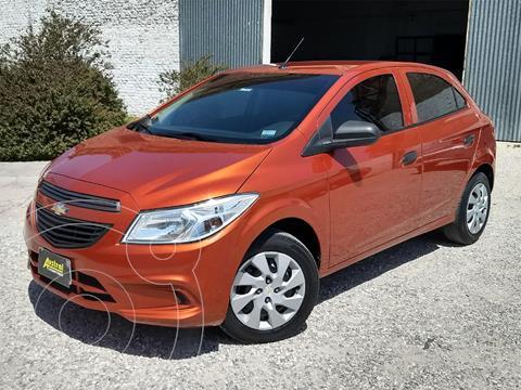 Chevrolet Onix 1.2 LT usado (2014) color Naranja precio $560.000
