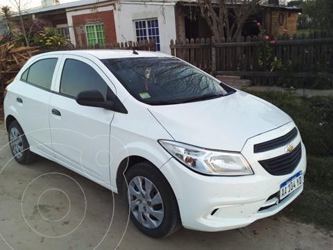 Chevrolet Onix LT usado (2016) color Blanco precio $1.250.000