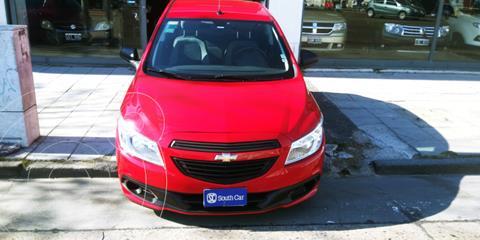 Chevrolet Onix LT usado (2016) color Rojo precio $550.000