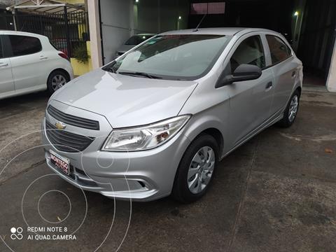 Chevrolet Onix LT usado (2015) color Gris precio $1.060.000