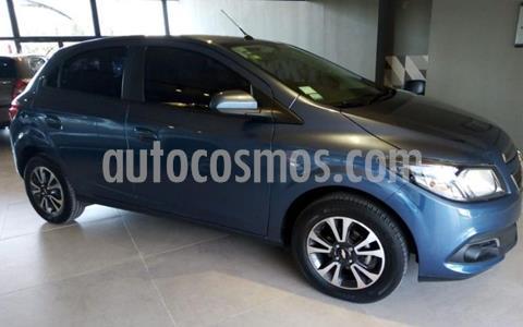 Chevrolet Onix LTZ usado (2016) color Azul precio u$s6.090