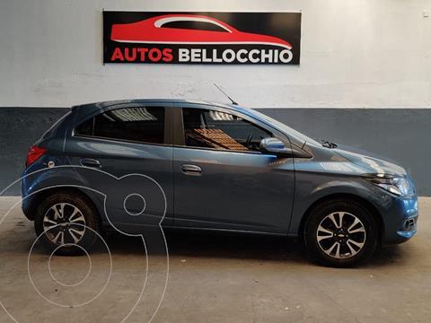 Chevrolet Onix LTZ usado (2015) color Azul precio $895.000