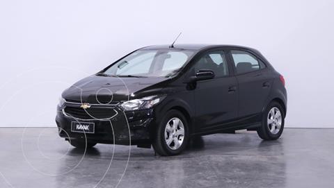 Chevrolet Onix LT usado (2019) color Negro precio $1.560.000