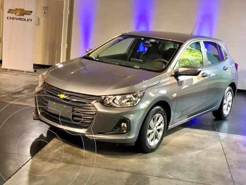Chevrolet Onix 1.2 nuevo color Gris financiado en cuotas(anticipo $80.700 cuotas desde $21.498)