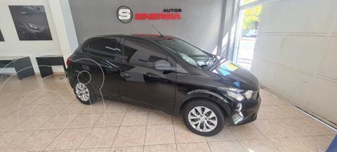 Chevrolet Onix LT usado (2016) color Negro precio $995.000