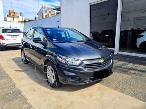 Chevrolet Onix LT usado (2019) color Gris Oscuro precio $1.929.900