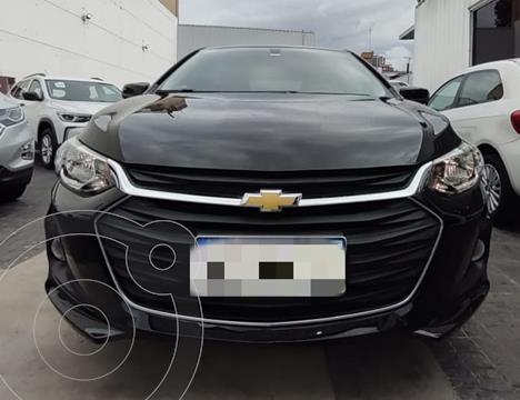 Chevrolet Onix 1.2 LT usado (2020) color Negro precio $1.639.900