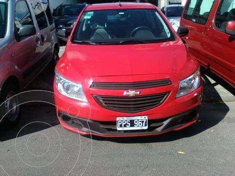 Chevrolet Onix 1.2 LT usado (2016) color Rojo precio $970.000