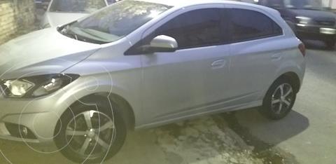 Chevrolet Onix LTZ usado (2017) color Plata precio $1.390.000