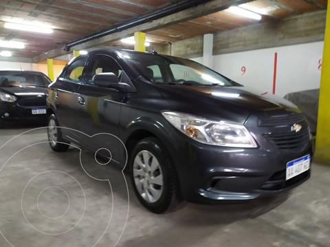 Chevrolet Onix LT usado (2016) color Negro financiado en cuotas(anticipo $894.000)