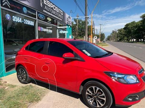 Chevrolet Onix LTZ usado (2013) color Rojo precio $950.000