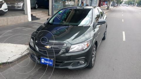 Chevrolet Onix LTZ usado (2016) color Gris Oscuro precio $980.000