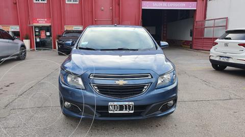 Chevrolet Onix LTZ usado (2014) color Azul precio $1.020.000