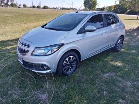 Chevrolet Onix LTZ Aut usado (2015) color Gris precio $1.550.000