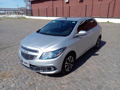 Chevrolet Onix LTZ usado (2014) color Blanco precio $1.550.000