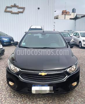 foto Chevrolet Onix LTZ usado (2020) color Negro precio $1.099.900