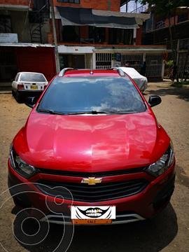 Chevrolet Onix Active usado (2019) color Rojo precio $46.500.000