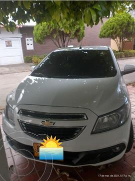 Chevrolet Onix 1.4 LTZ Aut usado (2016) color Blanco precio $34.000.000