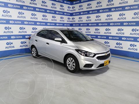 Chevrolet Onix 1.4L usado (2019) color Plata financiado en cuotas(anticipo $6.000.000 cuotas desde $877.000)