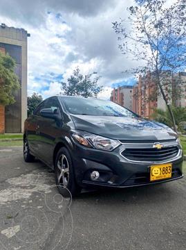 Chevrolet Onix LTZ  usado (2020) color Gris precio $44.900.000