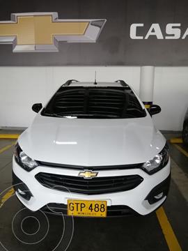 Chevrolet Onix Active usado (2020) color Blanco precio $47.000.000