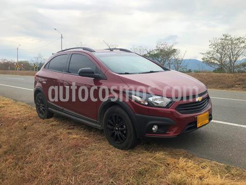 Chevrolet Onix Active usado (2019) color Rojo precio $45.000.000