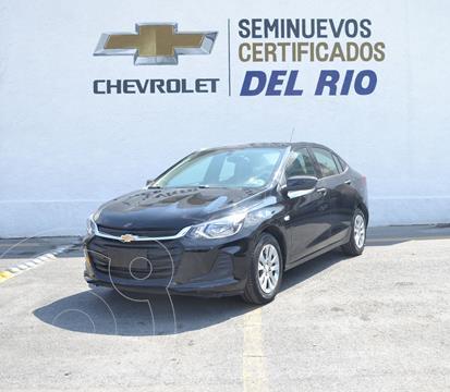 Chevrolet Onix LS usado (2021) color Negro precio $290,000