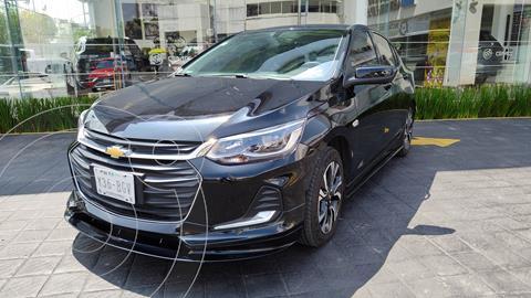 Chevrolet Onix Premier Aut usado (2021) color Negro precio $329,000