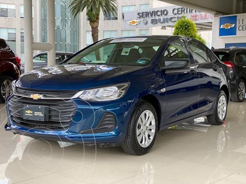 Chevrolet Onix LS usado (2021) color Azul precio $267,000