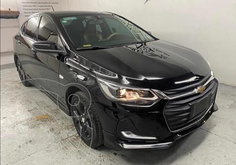 Chevrolet Onix Premier Aut usado (2021) color Negro precio $320,000
