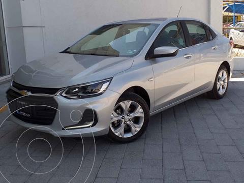 Chevrolet Onix Premier Aut usado (2021) color Plata precio $310,000